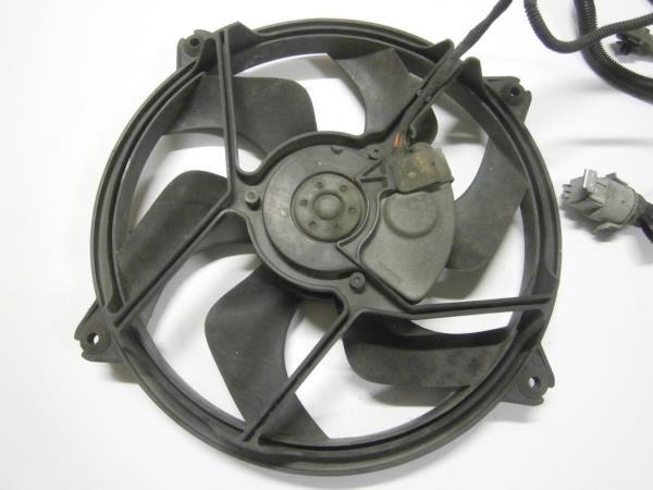 ventilateur refroidissement moteur peugeot 406 HDI ... Hdi